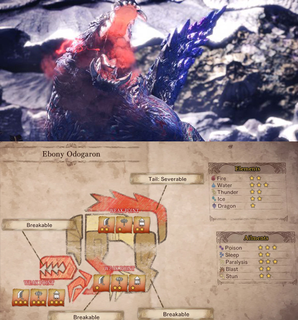 Monster Hunter Iceborne - New Monster (10)