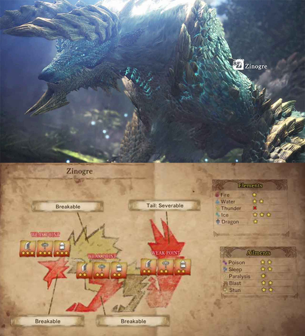 Monster Hunter Iceborne - New Monster (20)