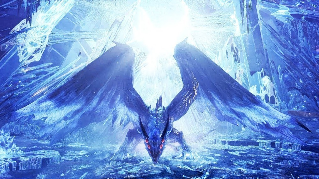 Monster Hunter Iceborne - New Monster (31)
