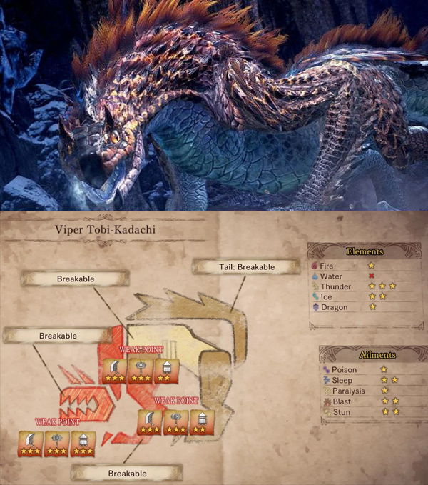 Monster Hunter Iceborne - New Monster (4)