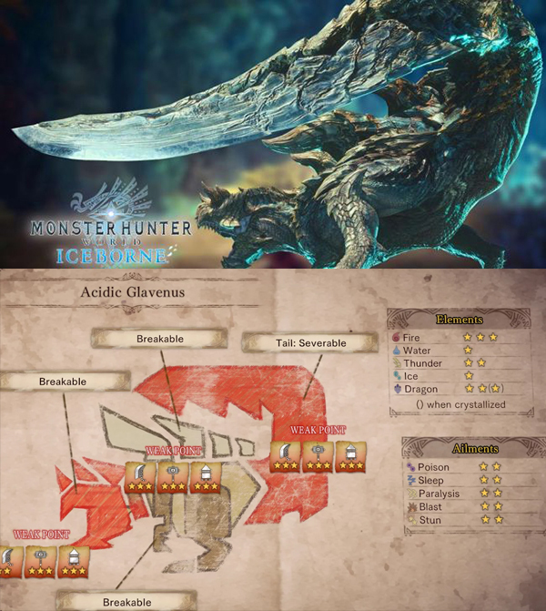 Monster Hunter Iceborne - New Monster (6)