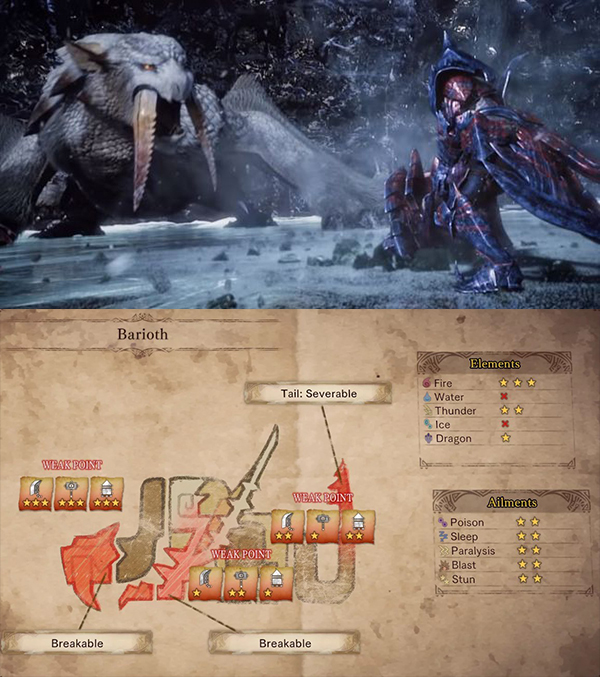 Monster Hunter Iceborne - New Monster (8)