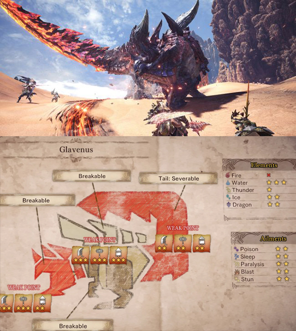 Monster Hunter Iceborne - New Monster (9)