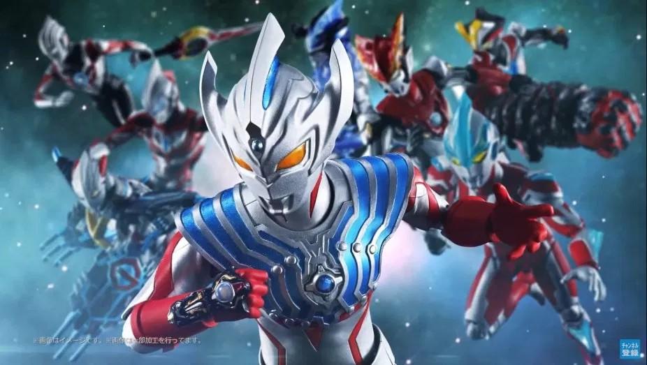SHF Ultraman Taiga   (12)