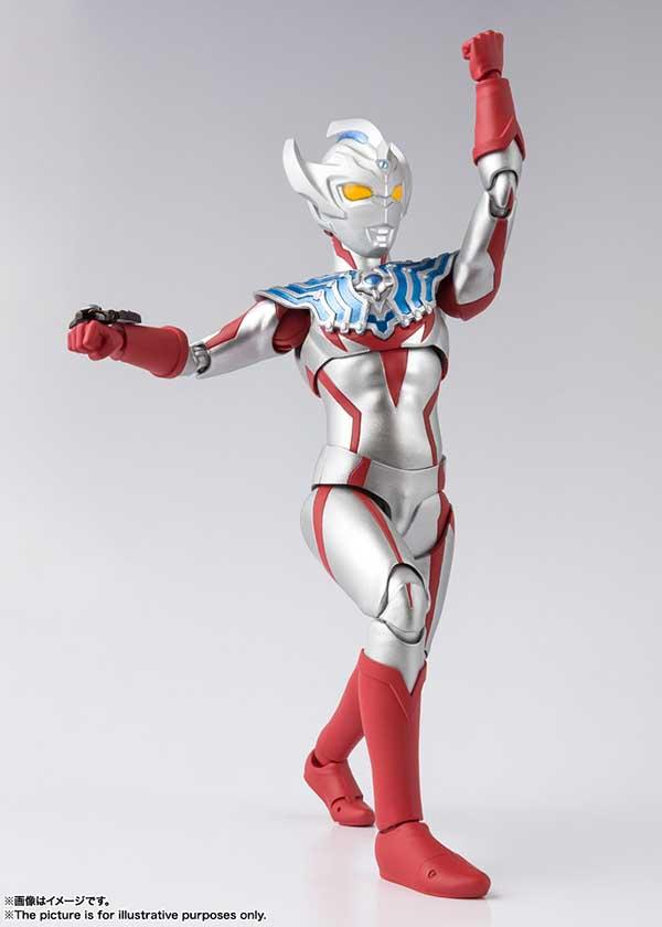 SHF Ultraman Taiga   (5)