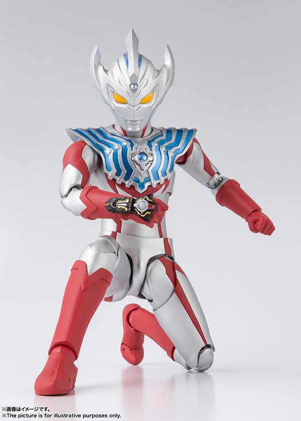 SHF Ultraman Taiga   (6)