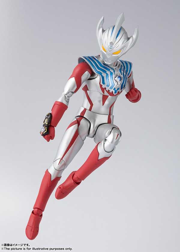 SHF Ultraman Taiga   (7)