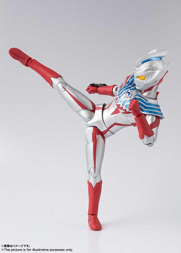 SHF Ultraman Taiga   (8)